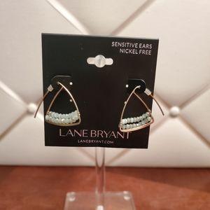 Lane Bryant Beaded Earrings
